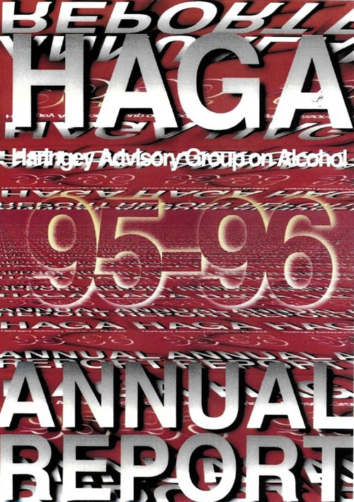 HAGA Annual Report 1995 - 1996