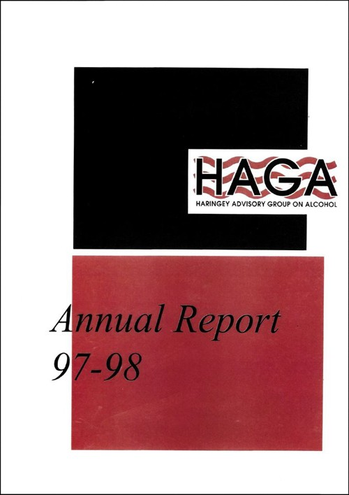 HAGA Annual Report 1997 - 1998