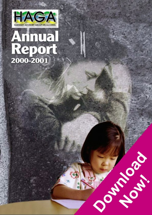 HAGA Annual Report 2000 - 2001