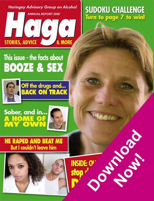 HAGA Annual Report 2007