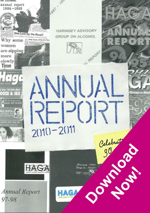 HAGA Annual Report 2010 - 2011