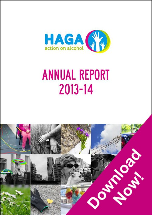 HAGA Annual Report 2013 - 2014